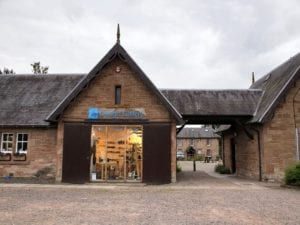 Harestanes Countryside Visitor Centre